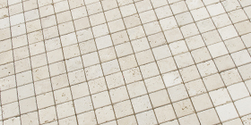 Travertine Classic Light Mosaik
